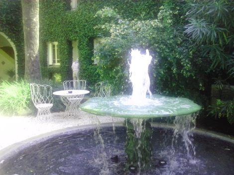 Jardines donde olvidarte del mundo